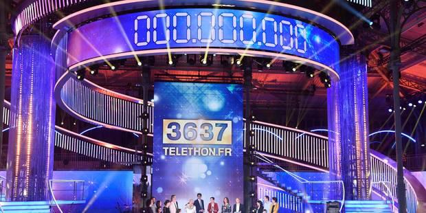 Téléthon: les promesses de dons en baisse, perturbées par l'hommage à Johnny Hallyday - La DH