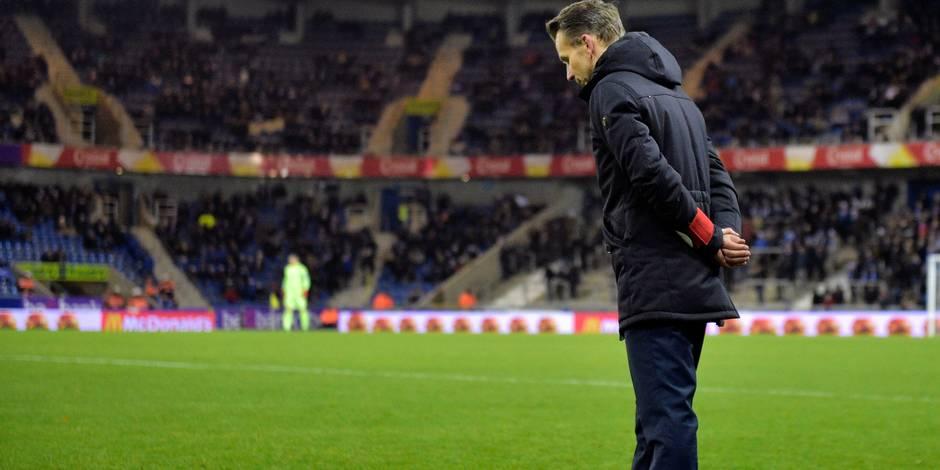 Albert Stuivenberg n'est plus l'entraîneur de Genk !