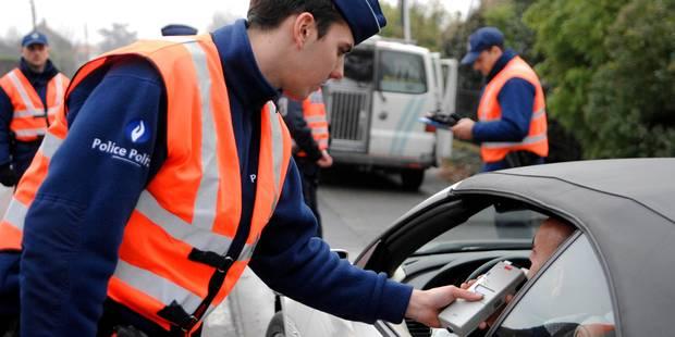 Ottignies/Louvain-la-Neuve: Trois contrôles qui rapportent 15.456 euros au SPW! - La DH