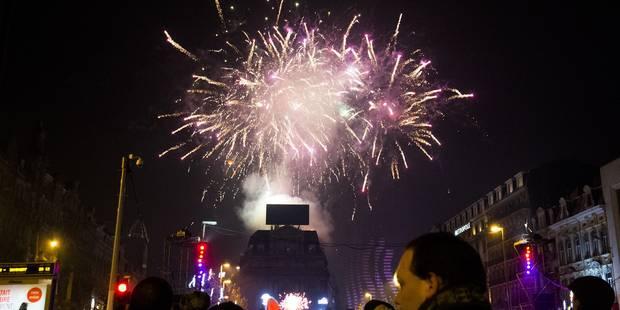 Bruxelles: Découvrez le programme des festivités du Nouvel An - La DH