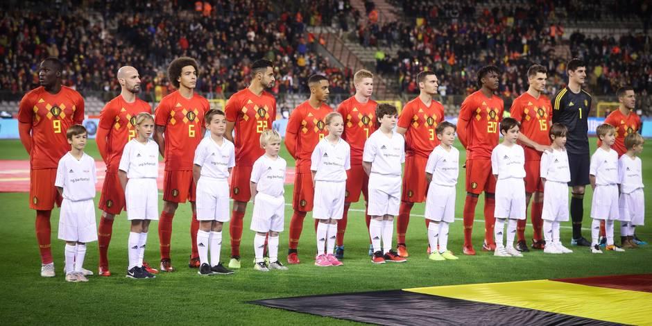 Pas de match Belgique-Maroc au mois de mars par crainte d'incidents