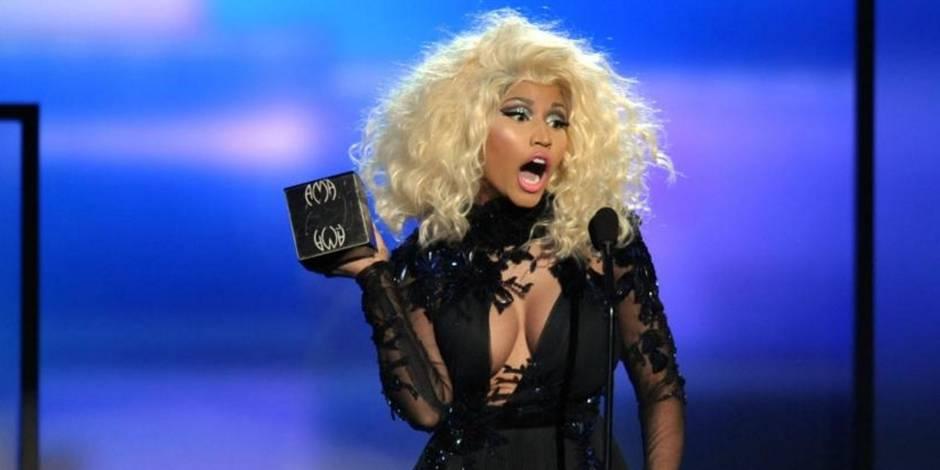 Nicki Minaj provoque Instagram avec sa poitrine (PHOTO)