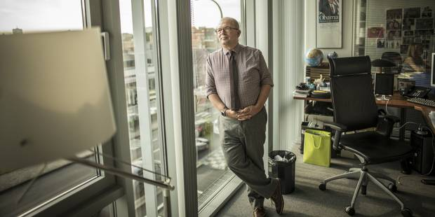 """Stéphane Rosenblatt, directeur de la télévision à RTL-TVI: """"C'est notre meilleure année depuis dix ans"""" - La DH"""