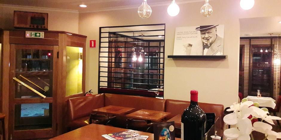 L'Estanquet, le restaurant centenaire de l'avenue Churchill
