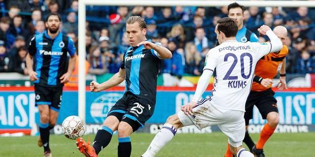 """Vormer répond à Vanhaezebrouck: """"Hein, ce n'est pas de la chance"""" - La DH"""