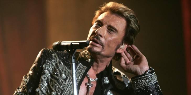 Décès de Johnny: le commerce des reliques a commencé sur les sites de revente en ligne