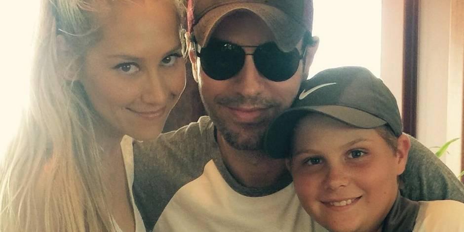 Anna Kournikova et Enrique Iglesias sont parents de jumeaux