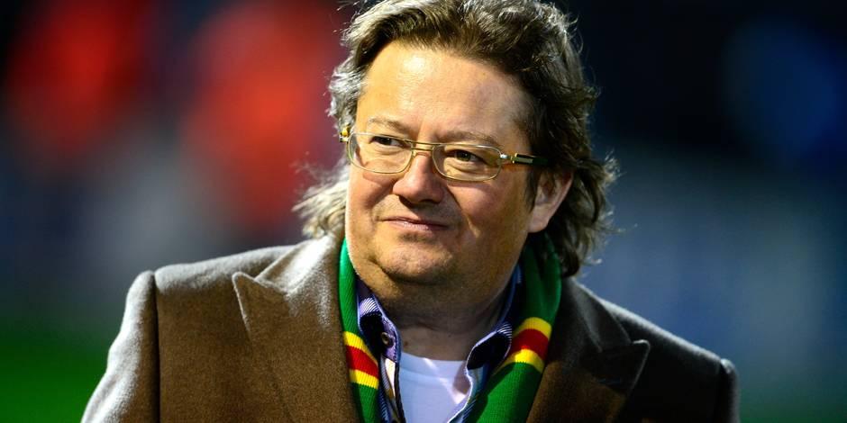 Marc Coucke futur propriétaire d'Anderlecht !