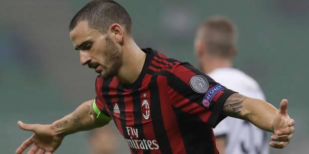 Bonucci prêt à quitter le Milan AC dès cet hiver ? - La DH
