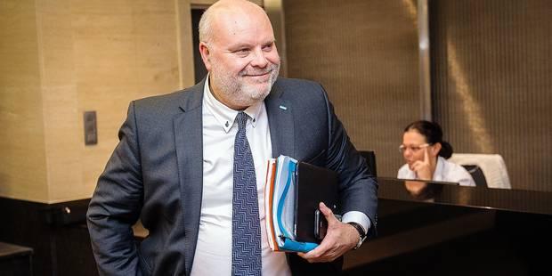 """Pour le président de l'UCM Pierre-Frédéric Nyst, """"les PME bruxelloises et wallonnes sont désavantagées"""" - La DH"""