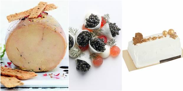 Fêtes : derniers préparatifs pour des tables gourmandes - La DH