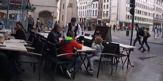 Comment réagiriez-vous si un enfant vous demandait de lui vendre une bouteille de vodka ou de la lui ouvrir? (VIDEO) - L...