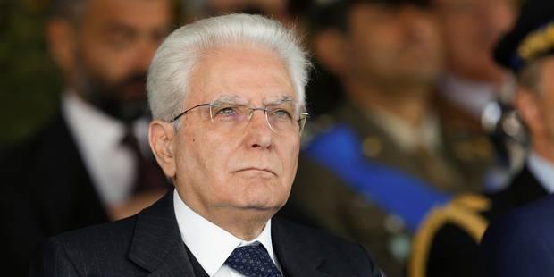 Italie: le président a dissous le Parlement en vue des législatives qui auront lieu le 4 mars - La DH