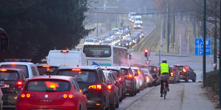 2017, année record des embouteillages toujours plus longs et plus fréquents