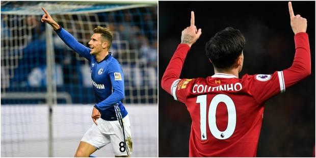 Le journal du mercato (01/01): Coutinho se dirige vers Barcelone, Goretzka au Bayern ? - La DH