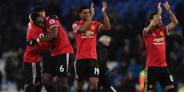 Manchester United, sans ses Belges, se relance à Everton - La DH