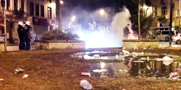 Molenbeek: peu de chances de retrouver les casseurs du Nouvel An - La DH