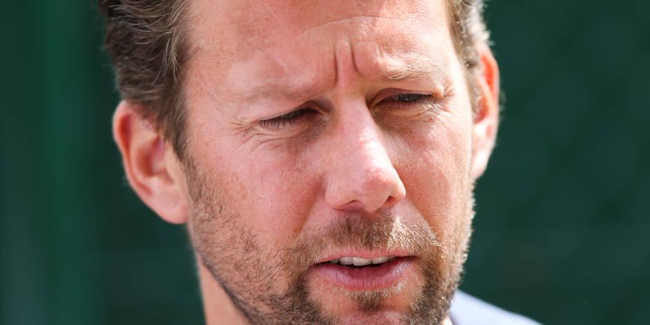 """Wim Fissette, coach belge de Kerber : """"Le niveau de coaching en Belgique est très élevé"""" - La DH"""