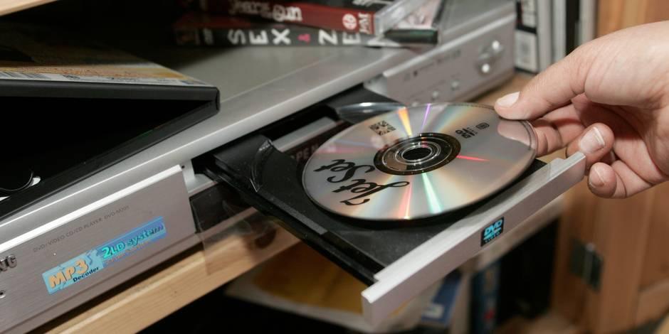 Dites bientôt adieu à votre lecteur DVD