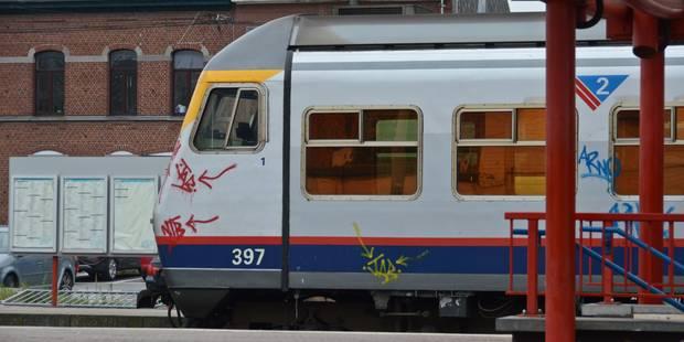 Seulement deux grèves ont perturbé le rail en 2017 - La DH