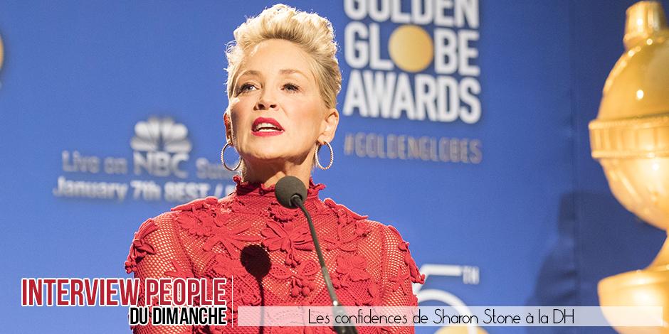 Sharon Stone, la vie recommence à 60 ans