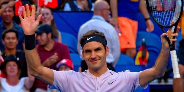 Roger Federer, sportif étranger préféré des Belges! Voici votre top 5 - La DH