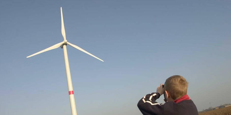 Courcelles : le projet éolien est toujours gelé