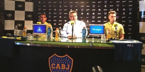 Le journal du mercato (09/01): Carlos Tevez présenté au Boca Juniors - La DH