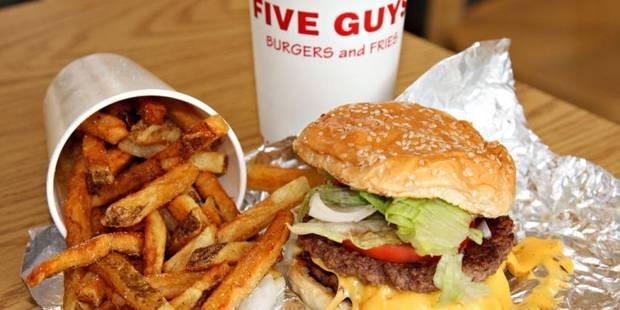 Quelle est cette nouvelle chaîne de fast-food qui débarque en Belgique? - La DH