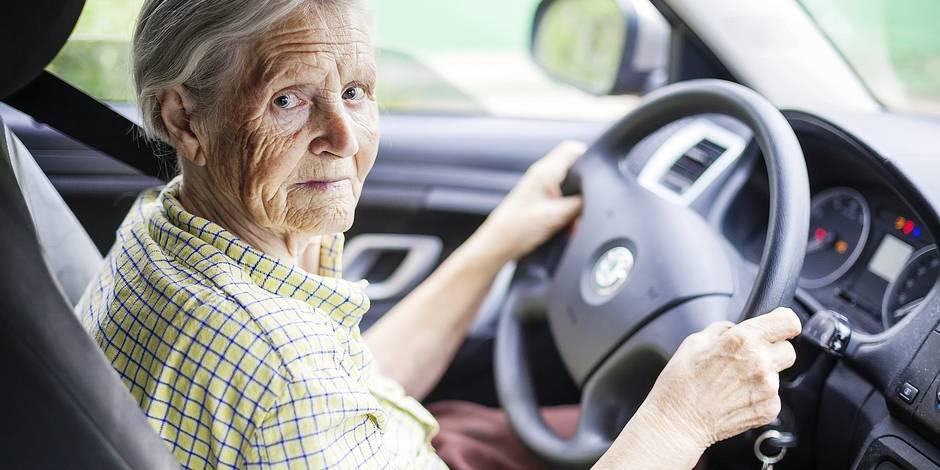 Toujours plus de seniors impliqués dans des accidents: voici nos conseils - La DH