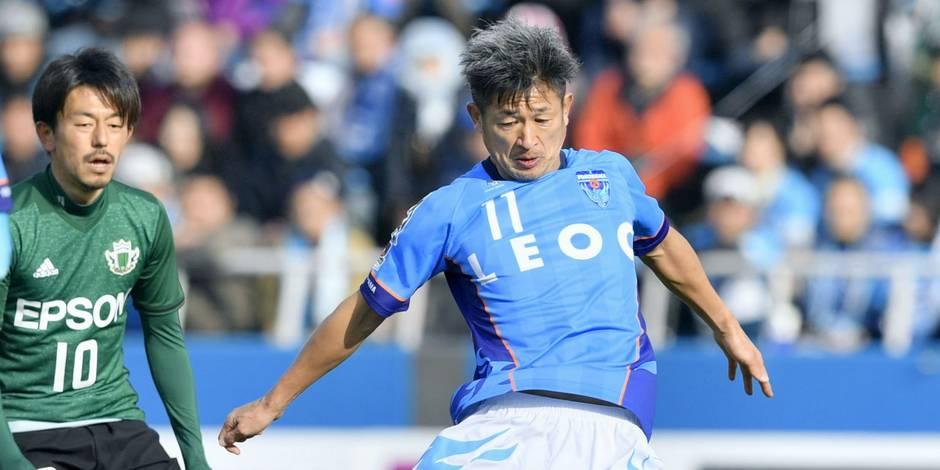 Un joueur âgé de 51 ans prolonge son contrat en D2 japonaise