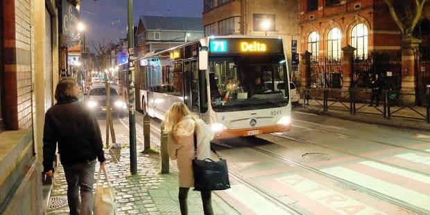 """""""Les bus de la ligne 71 polluent la vie des riverains"""" - La DH"""