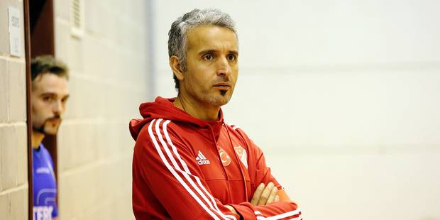 Futsal: Noureddine Boumediane, un coach sur le terrain à Roselies - La DH