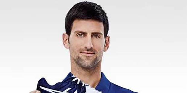 Quand Novak Djokovic suit l'exemple de David Goffin - La DH