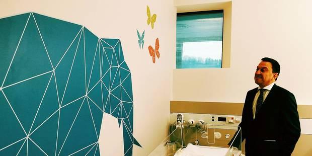 CHR : 30 nouvelles chambres de jour - La DH