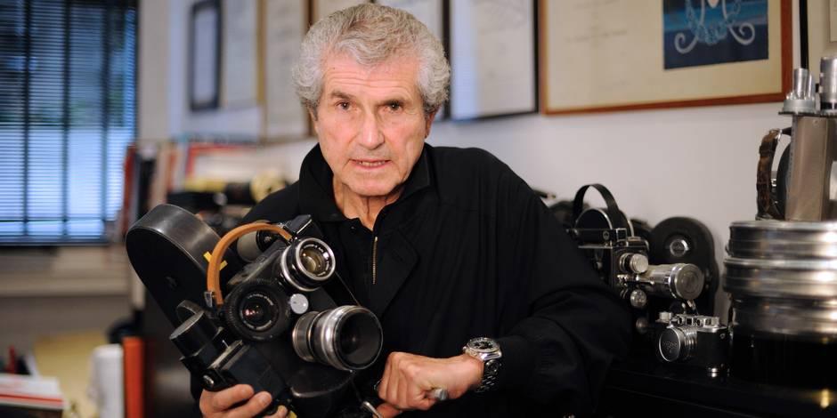 Claude Lelouch se fait dérober le seul exemplaire du scénario de son prochain film