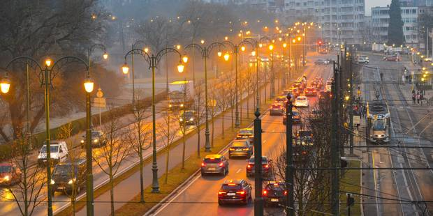 Salon de l'Auto: une nouvelle étiquette CO2 pour évaluer les émissions des voitures - La DH