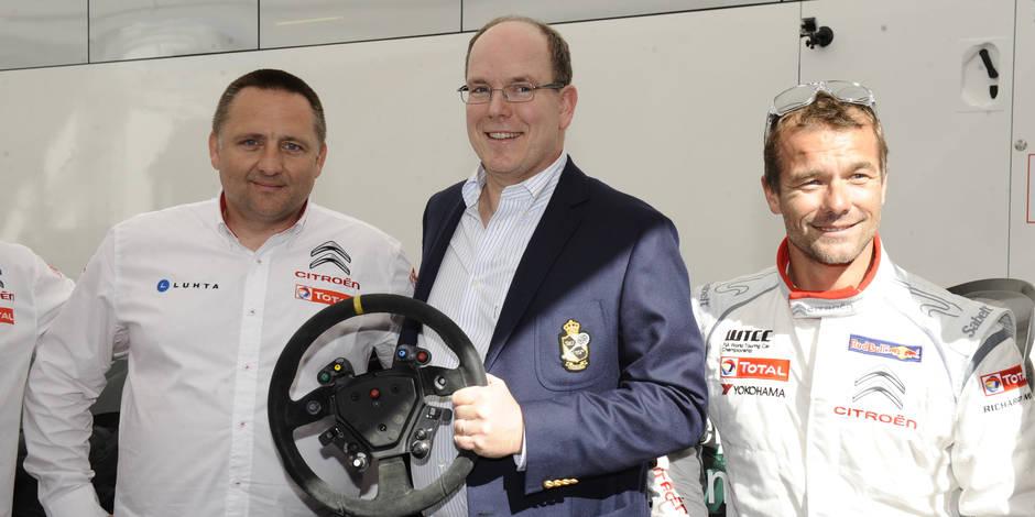 Yves Matton quitte Citroën pour la FIA