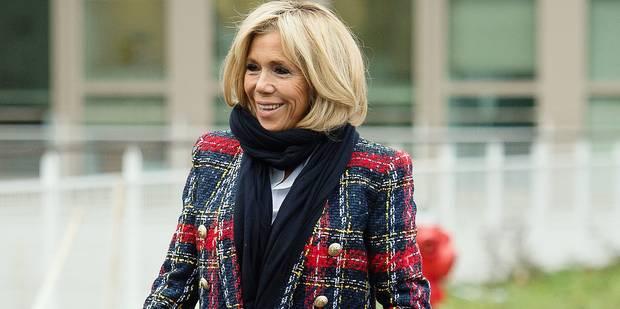 Brigitte Macron, une femme que tout émerveille - La DH