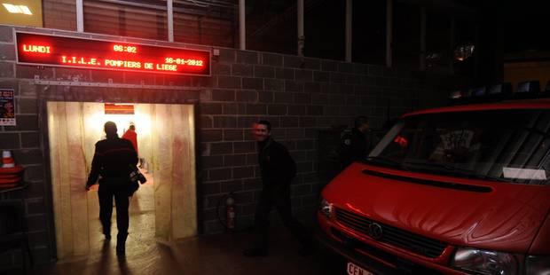Intempéries: 150 interventions pour les pompiers de Liège! - La DH