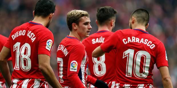 Liga: l'Atlético dérape malgré l'impeccable Griezmann, le Real dépassé par Villarreal - La DH