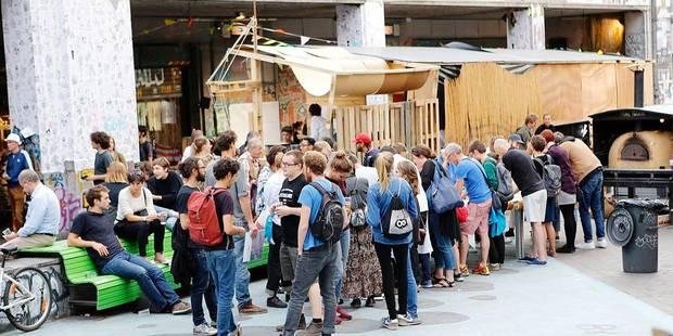 Bruxelles: Marie Nagy veut sauver le Recyclart - La DH