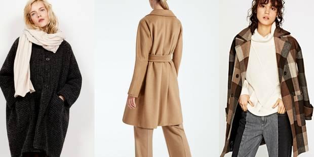 Les plus beaux manteaux à shopper en deuxième démarque - La DH