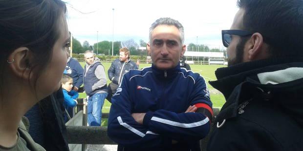 P1 Hainaut: Julien Gordillo de retour à Soignies Sport - La DH