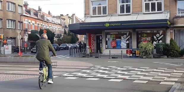 Jette: Deux braquages en 2 mois pour le Carrefour Express - La DH