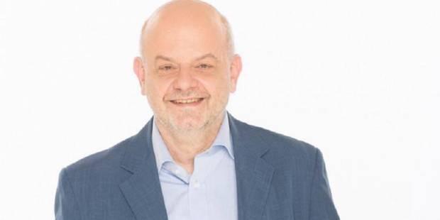 Le journaliste Eddy Caekelberghs suspendu d'antenne à la RTBF! - La DH