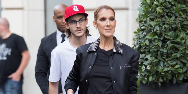 """""""Je suis tellement fière de l'homme que tu deviens"""" : Le beau message de Céline Dion à son fils pour son anniversaire - ..."""