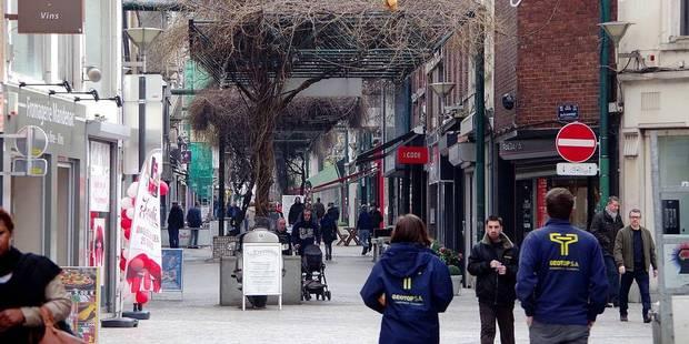 Rive Gauche ne fait pas que des heureux: les piétons abandonnent certaines rues - La DH