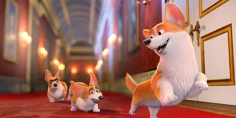 """The Queen's Corgi"": un dessin animé belge qui devrait faire du bruit en 2019"
