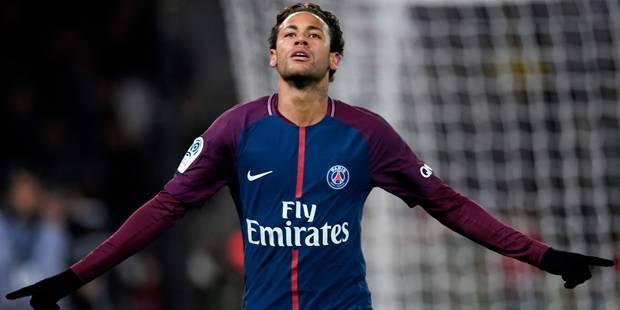 Neymar est-il plus souvent absent avec le PSG qu'il ne l'était avec le Barça ? - La DH
